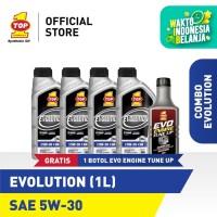 COMBO-TOP 1 EVOLUTION SAE 5W-30 | 1 L - Oli Mesin Mobil