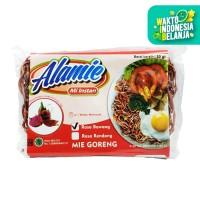 Alamie - Mie Buah Naga Goreng Bawang 50gr - Mie Sehat