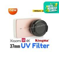 KingMa 37mm UV Filter Xiaomi YI 4K Lens Cap Cover