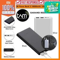 Powerbank Xiaomi Mi 3 10000 mAh 18W Fast Charging PB Dual Port USB