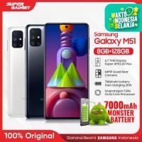 Samsung Galaxy M51 Smartphone [8 GB/ 128 GB] - Garansi Resmi