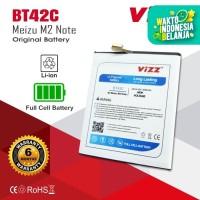 Vizz Baterai MEIZU M2 NOTE BT42C Vizz Original Battery