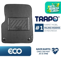 Karpet Mobil Trapo Eco Honda Brio (2018- Sekarang) Fullset