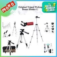 Tripod Weifeng 3110 - Tripod HP dan Kamera Universal + Free Holder