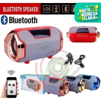 WSTER WS-1833 Bluetooth Speaker Digital LCD HiFi Mega Bass | ORIGINAL