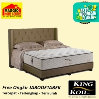 KASUR KING KOIL - CHIRO ENDORSED - KING KOIL SIGNATURE COLLECTION - 100 KSR ONLY