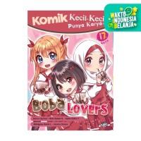 Komik KKPK: Boba Lovers