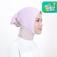 Zoya Inner Kerudung Ciput Hijab - Ciput Face Lift Orchid