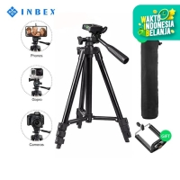 INBEX Tripod VLOG Holder U Professional Stand for Camera hp - 3120 tripod