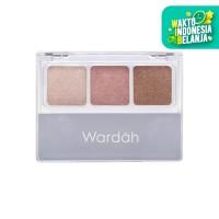 Wardah EyeXpert Eye Shadow Classic 3.3 gr