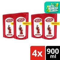 Lifebuoy Body Wash Sabun Mandi Cair Refill Total 10 900Ml Multipack