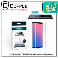 Samsung Galaxy Note 9 - COPPER Nano UV Glue Tempered Glass