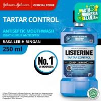 LISTERINE® Tartar Mouthwash / Obat Kumur 250ml