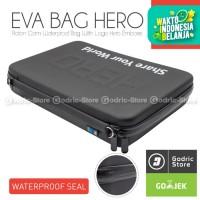 Hero EVA Tas Waterproof Case Large Size Bag Xiaomi Yi , GoPro & BRICA
