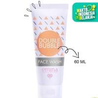 Emina Double Bubble Face Wash 60 ml