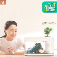 XIAOMI Mini Fish Tank Aquaponics Ecosystem Small Water Garden Ecologic