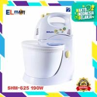 Miyako mixer com SM 625 /hand stand mixer mangkok putar