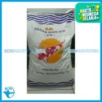 Makanan Pakan Ikan Hias Koi PK 2 Mm 2mm Small 10 Kg