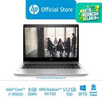 "HP EliteBook 840 G6 Laptop /14""/Core i7/8GB/AMDRadeonRX550/512GBSSD"