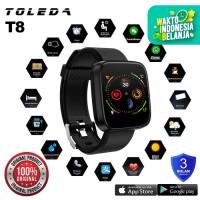 Toleda Smartwatch TLW T8 Original 100% Smartband