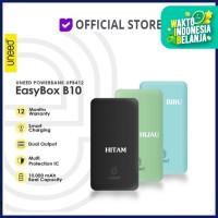UNEED EasyBox B10 Powerbank 10.000mAh UPB412 Easy Box 10000 Mah