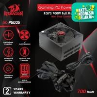 Redragon Gaming PC Power Supply RGPS 700W Full Modular - GC-PS005