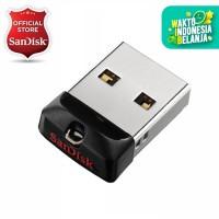 SanDisk Cruzer Fit 64GB CZ33 Flashdisk