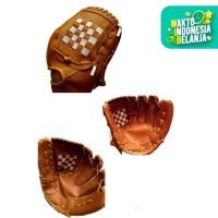 sarung tangan softball baseball coklat 11.5 ori