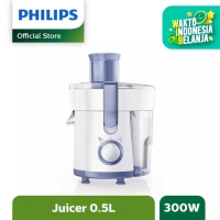Philips Daily Collection Juicer HR1811/71 - Putih