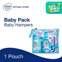 Cussons Baby Pack (Blue or Pink)