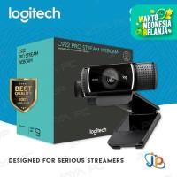 Logitech C922/ C 922 Pro Stream Webcam HD 1080P