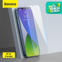 BASEUS 0.3MM FULL GLASS TEMPERED GLASS SCREEN FILM COVER IPHONE 12