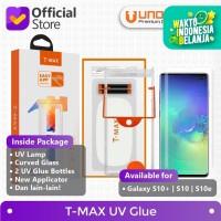 T-MAX Samsung Galaxy S10 / S10+ Plus UV FULL GLUE Tempered Glass - S Ten