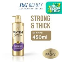 Pantene Pro-V Gold Series Strong & Thick Shampoo 450 ml