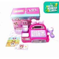 Mainan Anak Kasir Kasiran LOL Surprise Pita Register 901-668 / 168-23