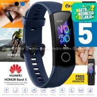 HUAWEI HONOR BAND 5 RESMI Smartband Alt Mi Band 4 Smartwatch AMOLED