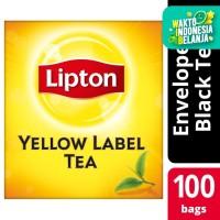Lipton Yellow Label 100 Tea Bag Envelope
