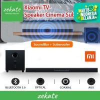 Xiaomi SoundBar TV 2.1 With Subwoofer 100W Sound bar