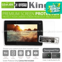 Kingma Screen Protector Anti Gores LCD for Xiaomi Yi Discovery Camera