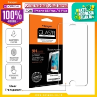 Tempered Glass iPhone 6+ / 6s+ Spigen Glas.tR Slim Screen Protector