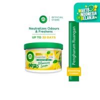 Air Wick Gel Can Pengharum Ruangan Blooming Lemon 70 G