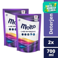 Molto Detergent Sparkling Glamour 700Ml Twin Pack