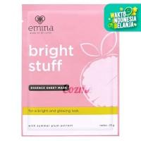 Emina Bright Stuff Essence Sheet Mask 23 gr