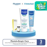 Mustela Atopic Care Bundle