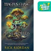 Magnus Chase And The Gods of Asgard #4: 9 From The Nine Worlds