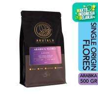 ARUTALA Kopi Flores Bajawa Arabika Arabica Coffee 500 Gram