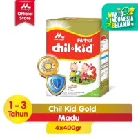 Chil Kid Gold Honey 4x400gr