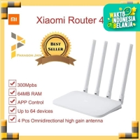 Xiaomi Mi 4C Mi Wifi Wireless Router Wifi 2.4GHz / 300Mbps 4AC MiWifi