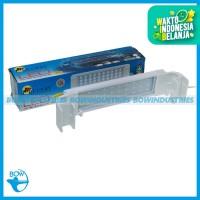 Lampu LED Aquarium Aquascape RECENT RCG-318-SW 12 Watt 12Watt 30 Cm