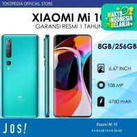 Xiaomi Mi 10 - 8GB 256GB ( Mi10 8/256 ) 108MP 5G - New Garansi Resmi